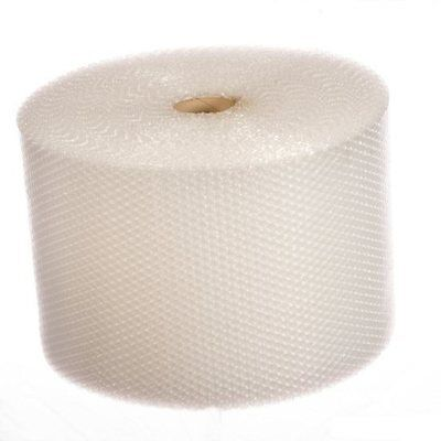 "150' x 12"" Roll 3/16"" Small  Bubble Cushioning Wrap Free Shipping"