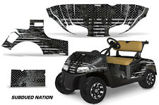 AMR Racing EZ Go Freedom RXV Golf Cart Graphic Kit Sticker Wrap Decal EZGO SUBDU