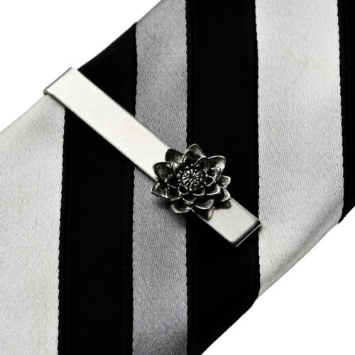 Lotus Tie Clip