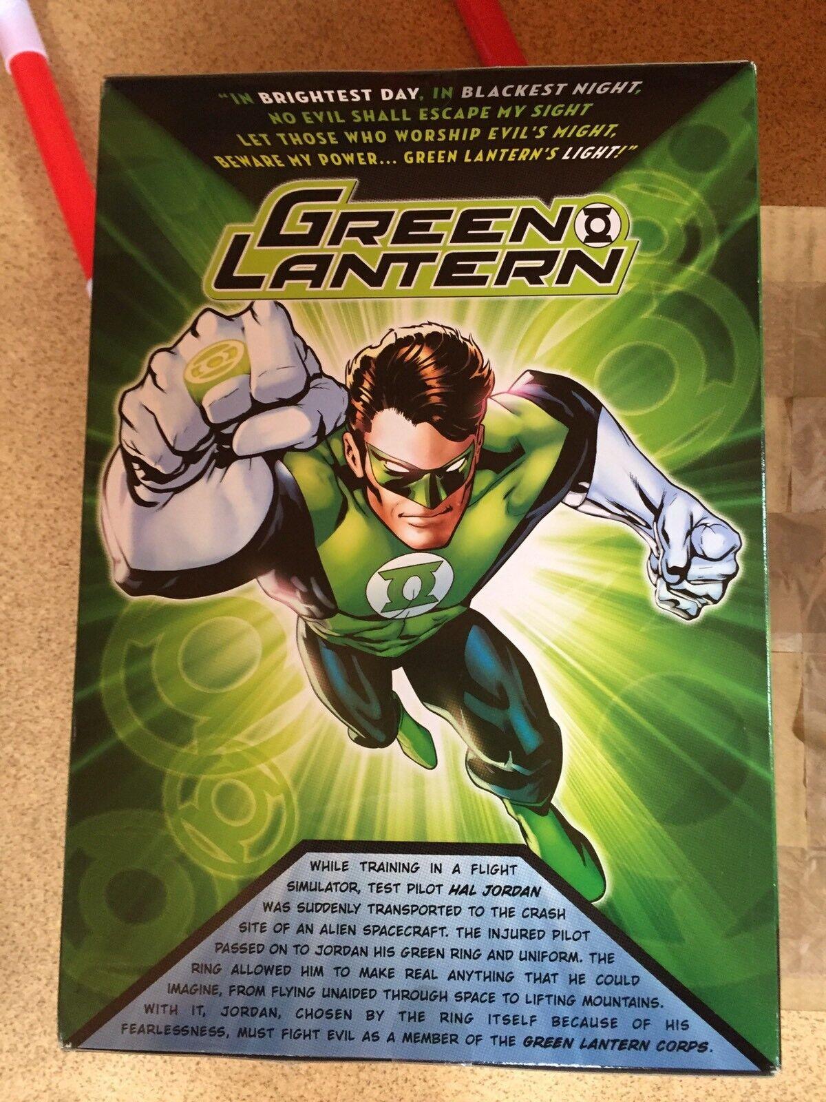 Mattel giocattoli esclusiva R R R Us DC UNIVERSO per Adulti da Collezione Lanterna verde 12  cifra 41e516