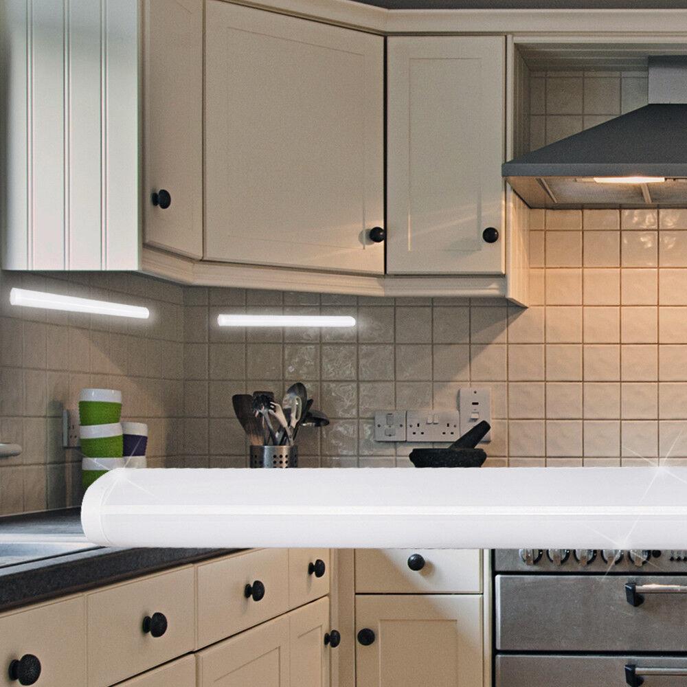 MIA LED Möbel ↔580mm  Weiß  Lampe Möbellampe Möbelleuchte Unterbaulampe Unterbau | Rich-pünktliche Lieferung  | Schön und charmant  | Flagship-Store