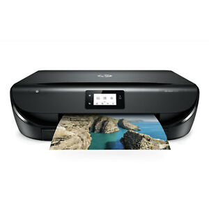 HP-Envy-5030-WLAN-3-in-1-Multifunktionsdrucker-Schwarz-Kopierer-Scanner-Duplex