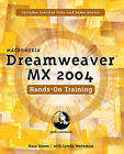 Macromedia Dreamweaver MX 2004 Hands-on Training by Garo Green (Mixed media product, 2003)