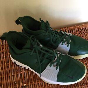 Nike PG 2 Green Gray White Paul George