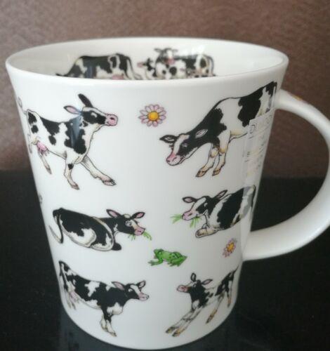 Dunoon Tasse Becher XXL Cows Galore Kuh Kühe Kälbchen Comic Süüüß