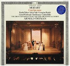 Mozart: Cosi Fan Tutte / ostman, Yakar, Nafé, Resick Krause - LP L' OISEAU LYRE