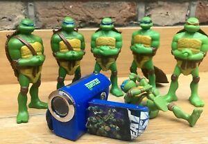 Teenage Mutant Ninja Turtles Tmnt Toys 2007 Mcdonalds Figures