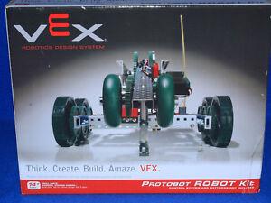 Brand New Vex Robotics Design Systems Protobot Robot Kit 276 2231