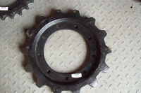 Takeuchi Tl150 Replacement Drive Sprockets,fits Tl150 & Gehl Ct80,ship Next Day