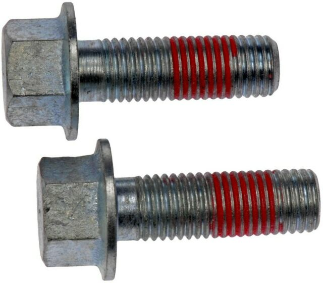 Disc Brake Caliper Bracket Mounting Bolt Rear Dorman 14017