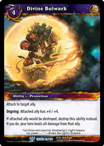 BOUNDLESS THIEVERY X 4 WOW WARCRAFT TCG CROWN OF THE HEAVENS