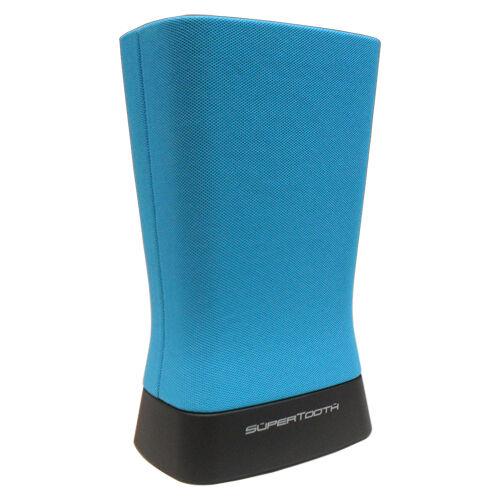 NEW SUPERTOOTH DISCO 2 BLUE BLUETOOTH PORTABLE WIRELESS SPEAKER HIGH POWER RT