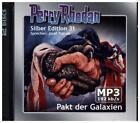 Perry Rhodan Silber Edition 31 - Pakt der Galaxien von William Voltz, Clark Darlton und K. H. Scheer (2016)