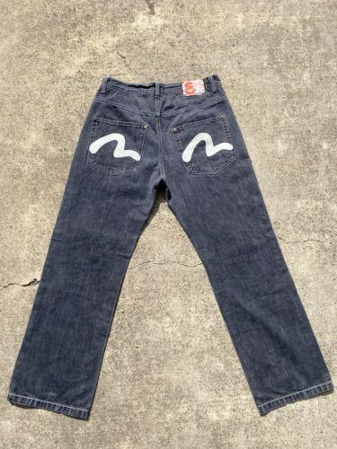 evisu jeans 34x34