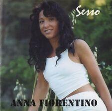 ANNA FIORENTINO CD promo SESSO single RARO SIGILLATO Italo dance ANNA DOV'E'