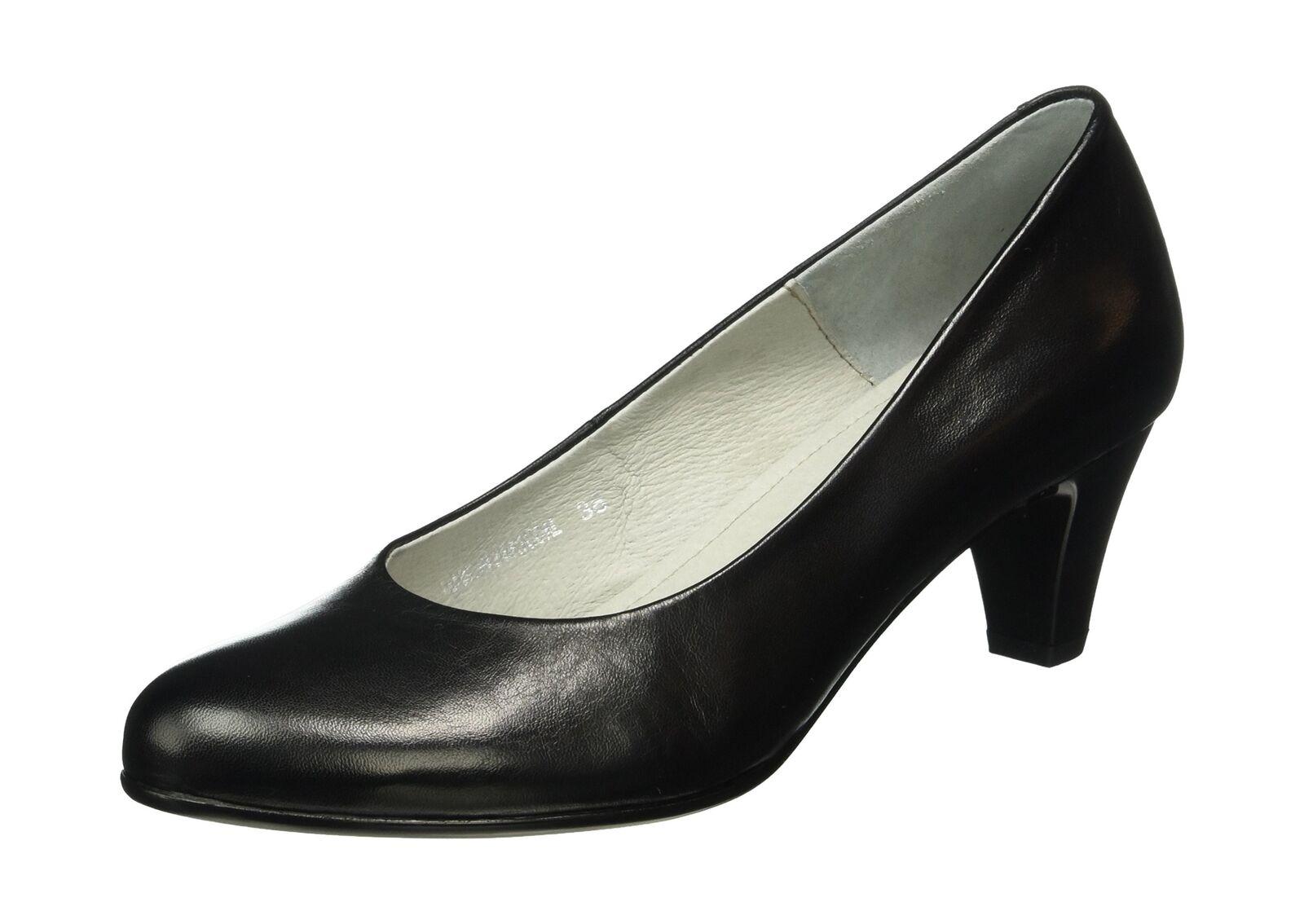 Descuento de la marca Buffalo para Toe mujer es 30755 Mestico cerrado Toe para Tacones Negro (Preto 01) 3.5 Reino Unido cf7582