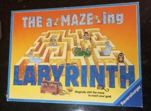 Choose Any 5 Pieces The aMAZEing Labyrinth Cards Tiles Amazing Board Game