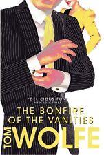 The Bonfire of the Vanities,Tom Wolfe- 9780099548799