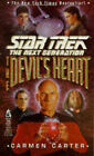 Star Trek - the Next Generation: Devil's Heart by Carmen Carter (Paperback, 1994)