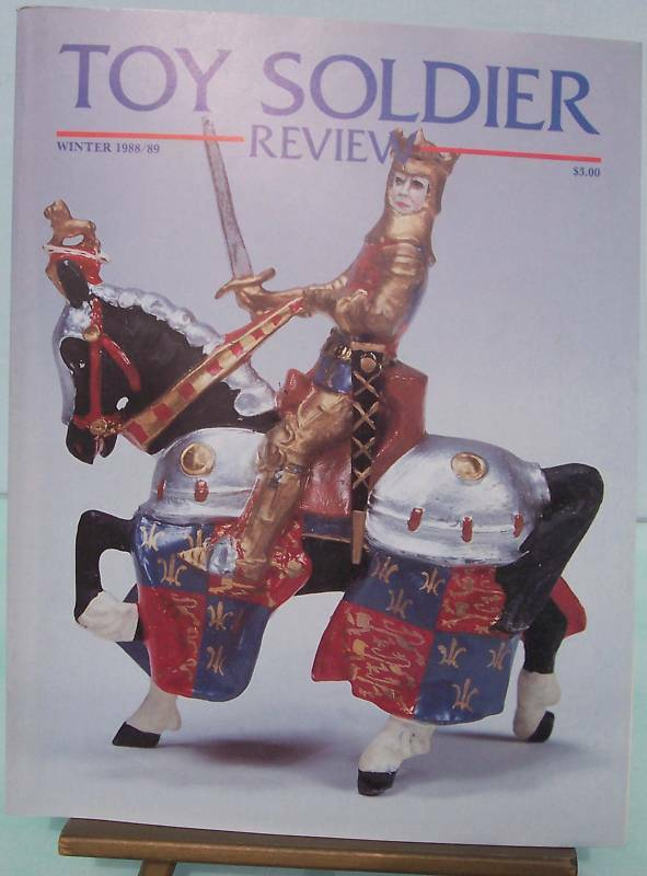 TOY SOLDIER REVIEW MAGAZINE 27 ISSUE LOT