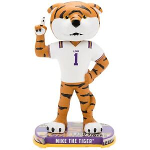 Mike The Tiger Mascot Lsu Tigers Headline Special Edition Bobblehead