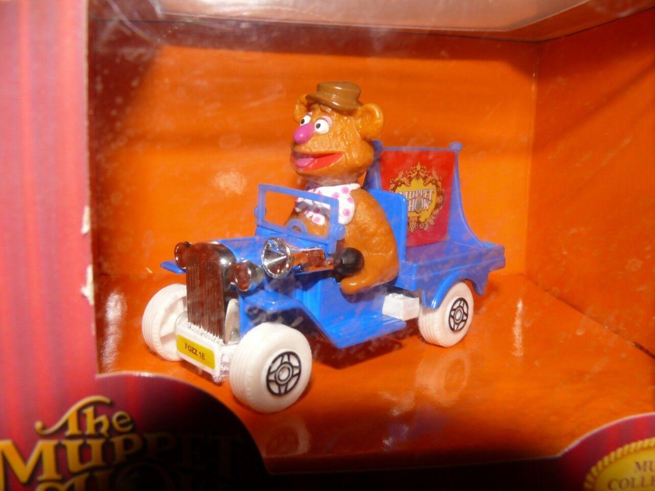 Corgi Fozzie Bear's Car Diecast Jim Henson The Muppets NEW 20 Year Anniversary