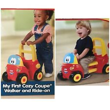 Little Tikes 610615p My First Cozy Coupe Walker Ride on