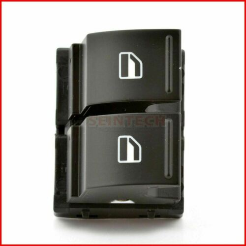 ELECTRIC WINDOW CONTROL DOUBLE SWITCH FRONT RIGHT FOR SKODA FABIA ROOMSTER