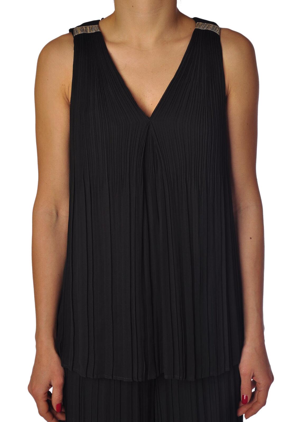 Hoss - Topwear-Tops - woman - schwarz - 764517C181126
