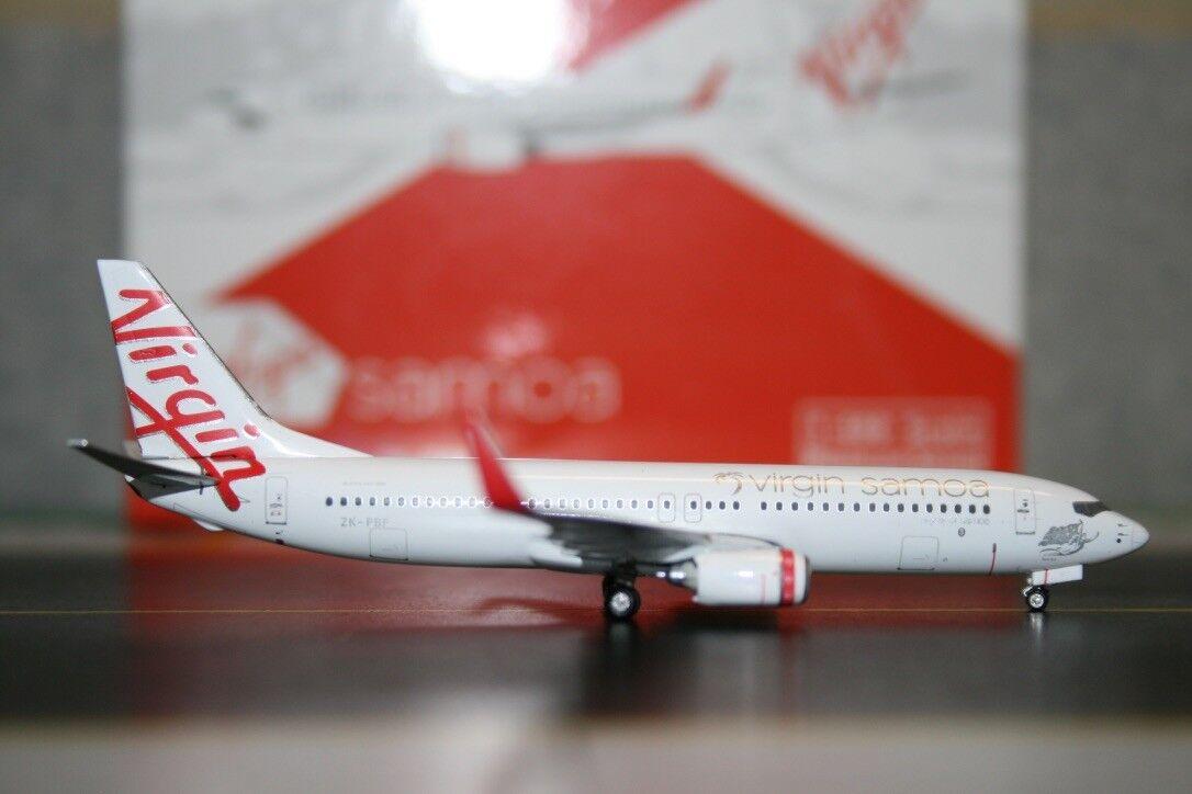 Phoenix 1 400 Virgin Samoa Boeing 737-800 ZK-PBF (PH10674) Die-Cast Model Plane