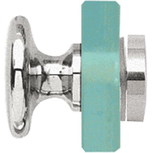 CRL Brushed Nickel Traditional Style Single-Sided Door Knob