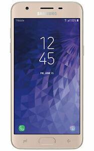 Samsung Galaxy J3 Star - SM-J337T (GSM Unlocked) Gold - Brand New Smartphone!