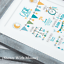 Personalised-Birth-Print-for-Baby-Boy-Girl-New-Baby-Gift-or-Christening-Present thumbnail 100