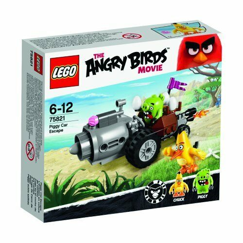 Piggy Car Escape Angry Birds Lego 75821 neu und ovp+