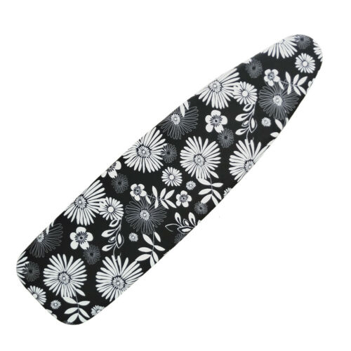 """Duwee Cotton Ironing Board Cover and Pad with Elastic Cord,Thick Felt 15""""x54"""""""
