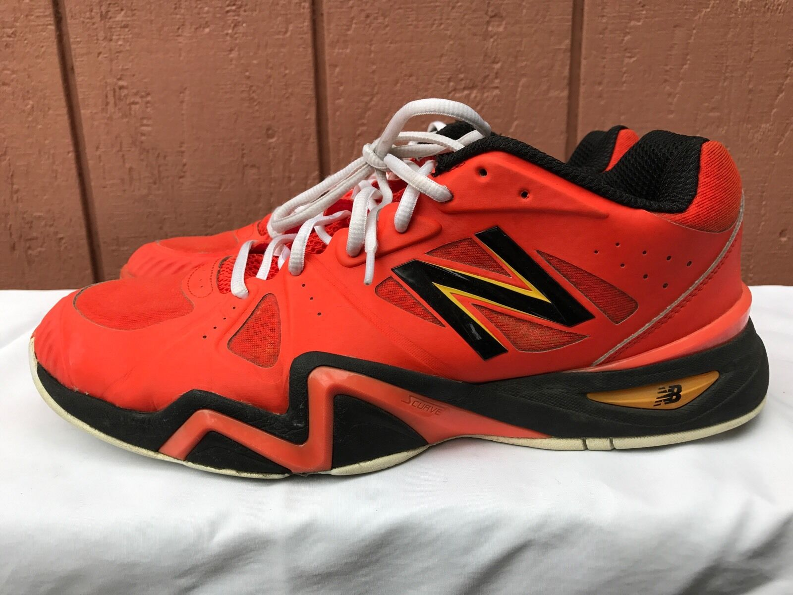 New Balance 1296 Mens US 10.5 Round Toe Synthetic Tennis shoes