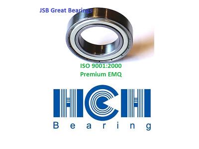 6203-5//8-ZZ HCH Premium 6203-10-2Z shield bearing 6203 Z bearings 6203Z QTY10