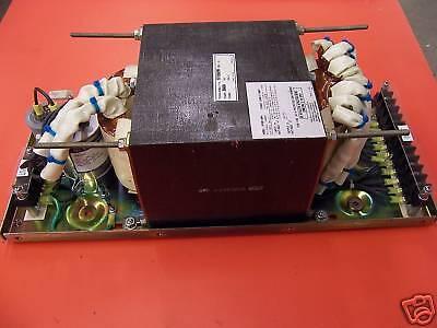 Power Systems 5820-00-H07-4180-0-21-A 7.5KVA PH 1 240//120V Isolation Transformer