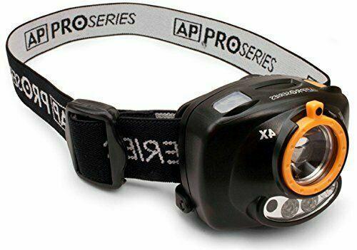 Active AP Pro Series 150 lm Capteur De Mouvement HEADTORCH Light-Haute performance