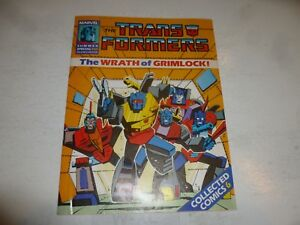 Details about The TRANSFORMERS Comic - SPECIAL-COLLECTED MAGAZINE - No 6 -  Date 05/87 UK Comic