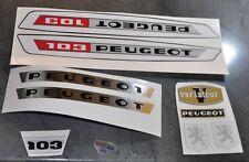 kit autocollant peugeot 103 vs REF:MOB026