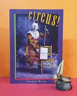 Circus!: The Jandaschewsky story by Kimberley Webber