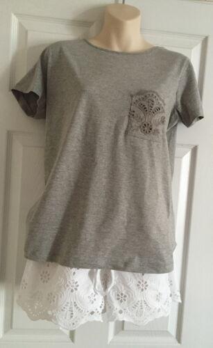 BNWT NEXT Pyjamas 2 Piece Sleepwear Set Shorts SIZE 10-12-14-16