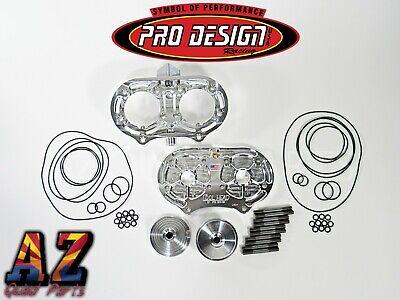 Pro Design Cool Head Domes 17cc 17 cc Big Bore Yamaha Banshee 350 All Years