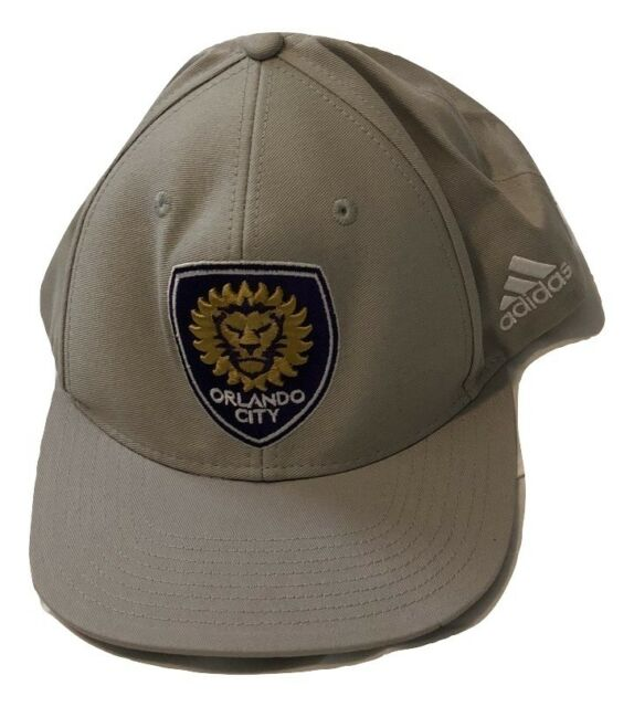 NWT New Orlando City SC adidas MLS Grap Snapback Hat