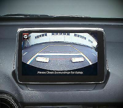 DB3R67RC0A Genuine Mazda CX-3 CX3 2018 onward Rear View Camera