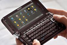 Nokia E90 Communicator WiFi unlocked GPS GSM 2G 3G 8GB card car charger bundle
