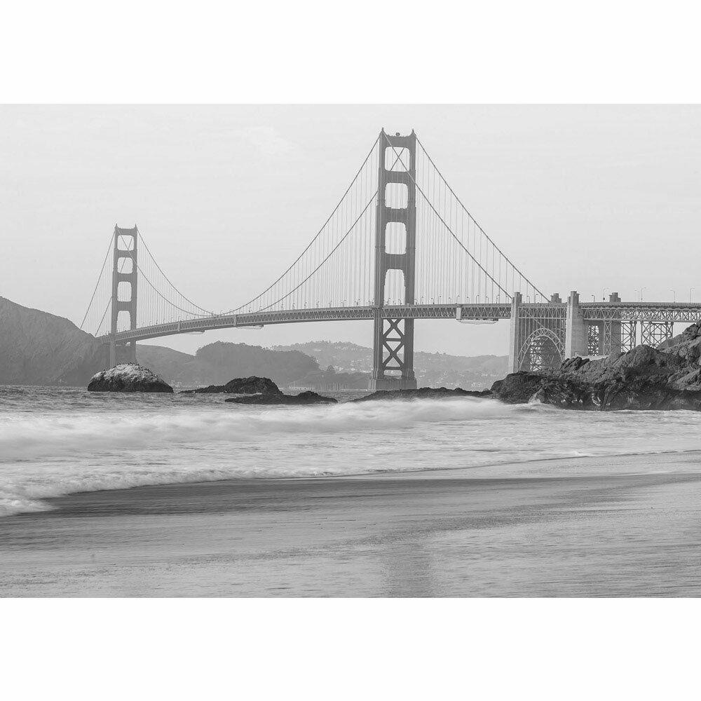 Fototapete Wasser Meer Stadt Strand San Francisco Golden Gate liwwing no. 4323