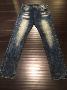 speciale Jeans sabbia per le Nwt 30x32 mani angoscia Earl tqwngg4xB1