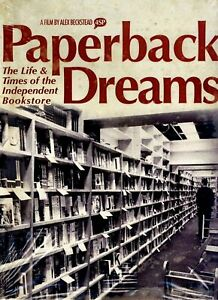NEW-DVD-PAPERBACK-DREAMS-Independant-Bookstores-Codys-and-Keplers